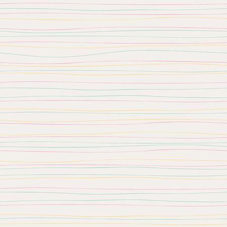 Seamless lines pattern Illustration