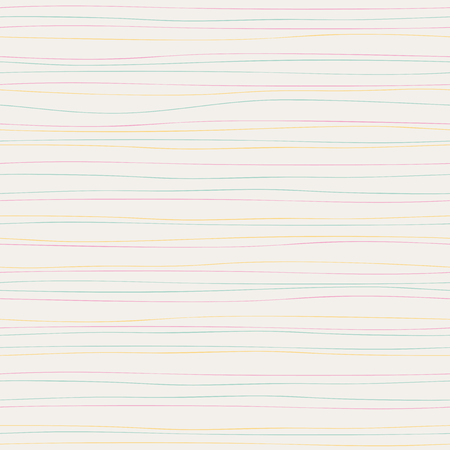 Seamless lines pattern Illustration