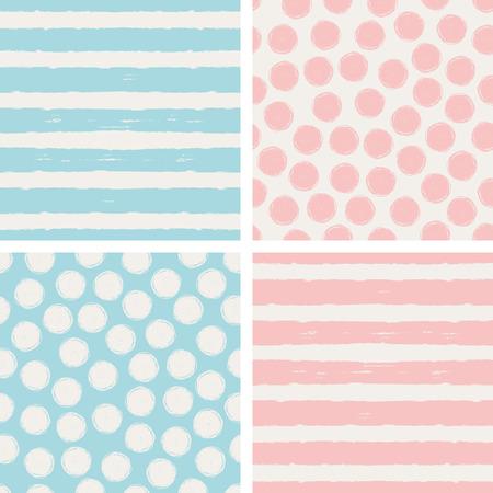 bebes lindos: un conjunto de patrones sin fisuras