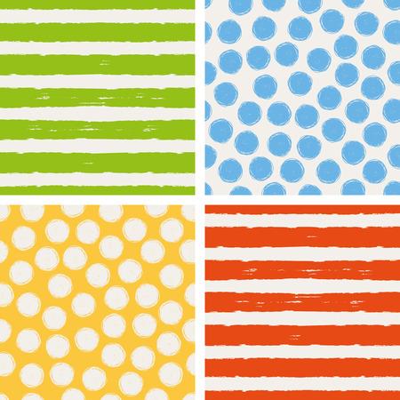 원활한 패턴의 집합