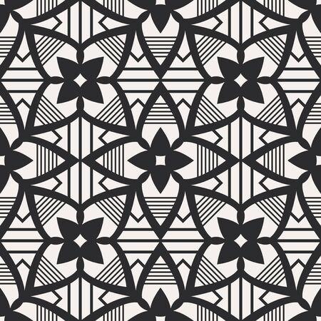 disegno geometrico senza saldatura