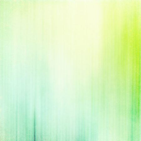 grunge background in yellow and green colors Stock Photo