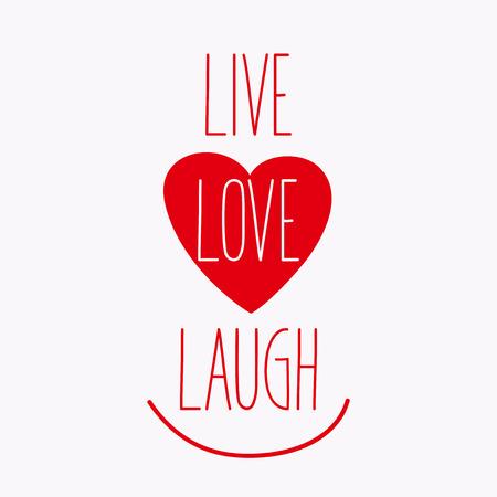 leef heb lief lach