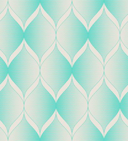 seamless vintage pattern Illustration
