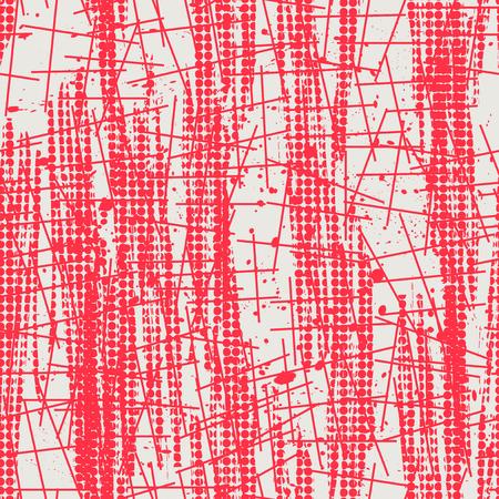 seamless abstract pattern design Illustration