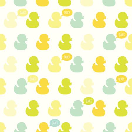 motif minimale transparente avec colorés bébés canards kiddish. Pour les cartes, des invitations, mariage ou album de baby shower, milieux et motif scrapbooks.Seamless peut être utilisé pour les papiers peints.