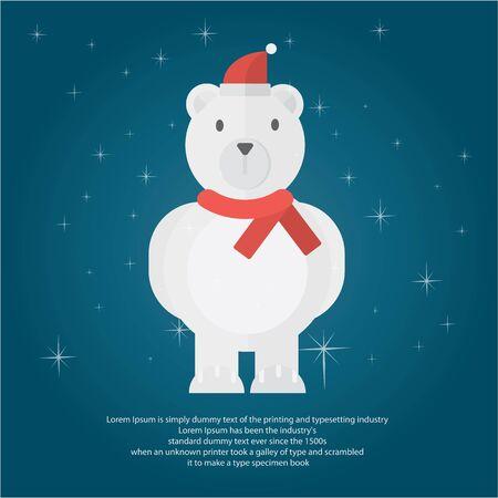 illustrating: Illustrate vector christmas for greeting theme set Illustration