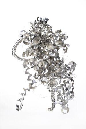 Metal - iron filings