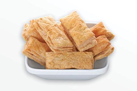 indian Breakfast Khari, Kharee buitcsi or khari puff pastry