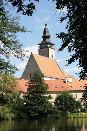 reps: Tradicional de la Iglesia en Telc, Rep. Checa