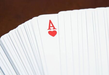 ace of hearts: ace of hearts