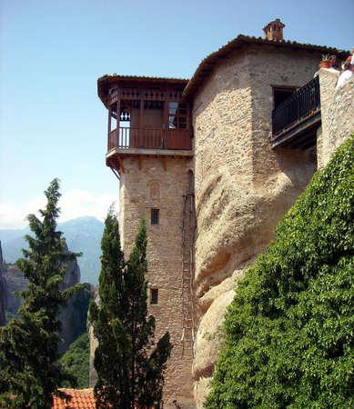 thessalia: Monastery Roussano
