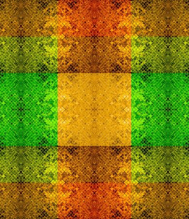 grunge color background from tile mosaic  photo