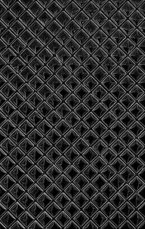 black tile background   Stock Photo
