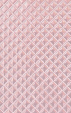 white-pink tile background  photo