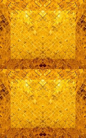 golden texture photo
