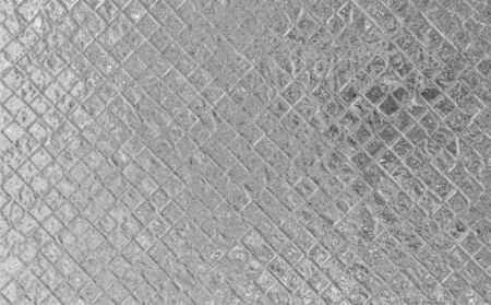 gray mosaic for background  photo