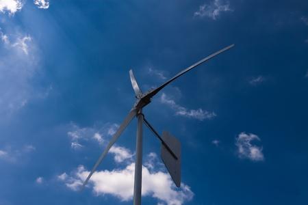 Wind turbine main rotor  Stock Photo - 13328359