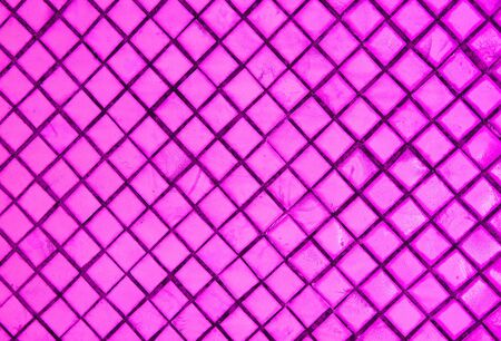 pink tile background  Stock Photo
