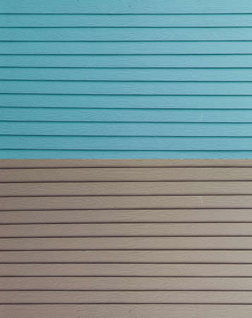 Texture of colorful paint plank wall for background