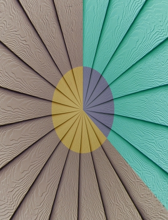 abstract colorful wood Stock Photo