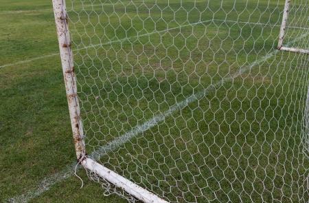 football goals photo