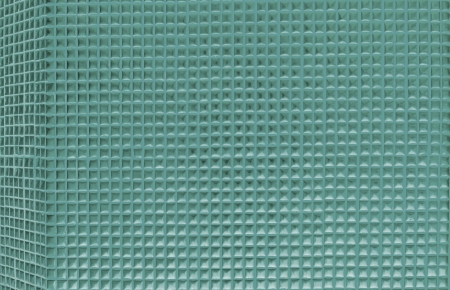 green abstract background from tile mosaic