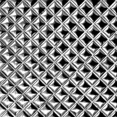 gray mosaic for background Stock Photo - 13956506