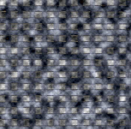 grunge seamless square pattern  photo