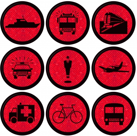 Transport Icons photo