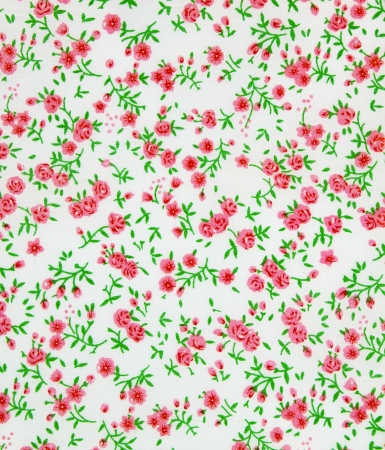 fabric design: red rose background, seamless red design pattern
