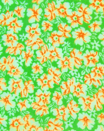 floral garden seamless pattern  photo