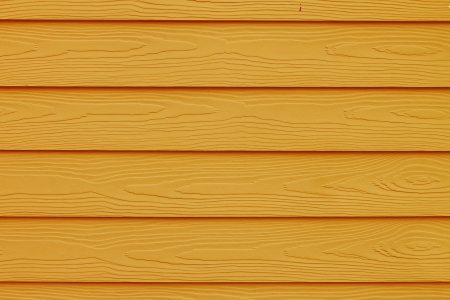 Close up of wooden fence panels photo