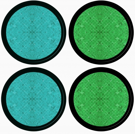 circle web button  photo