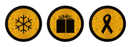 Gifts and Shopping Icon  photo