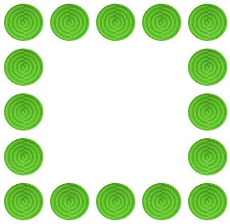 Seamless circle pattern background Stock Photo - 15163080