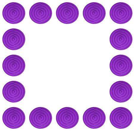 Seamless circle pattern background Stock Photo - 15163076