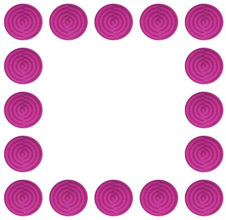 Seamless circle pattern background Stock Photo - 15159998