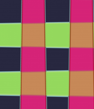 seamless patterns with fabric texture photo