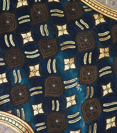 Vintage traditional Thai style pattern Stock Photo - 15450594