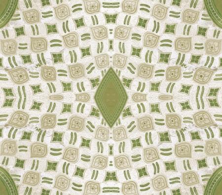 Seamless Thai pattern Stock Photo - 15450530