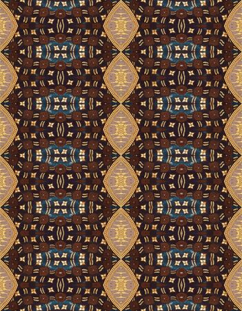 Vintage traditional Thai style pattern photo