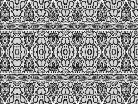 thai silk: Seamless Wallpaper Pattern