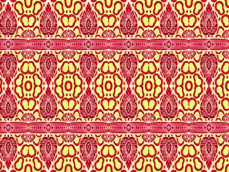 Retro seamless stripe pattern with stylish colors  photo