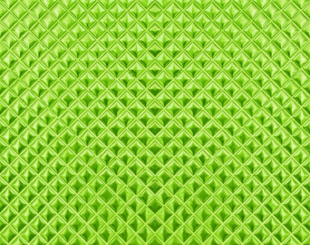 Green tiled mosaic background photo