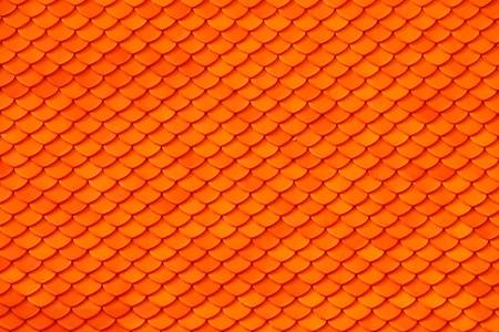 Clay roof texture Stock Photo - 16485538