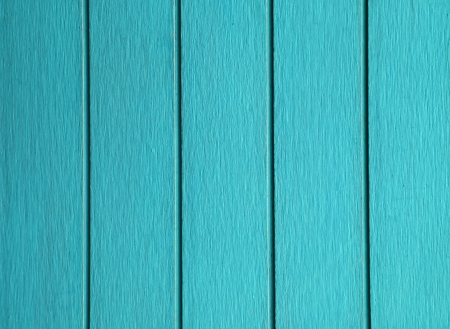 wood painted blue closeup photo