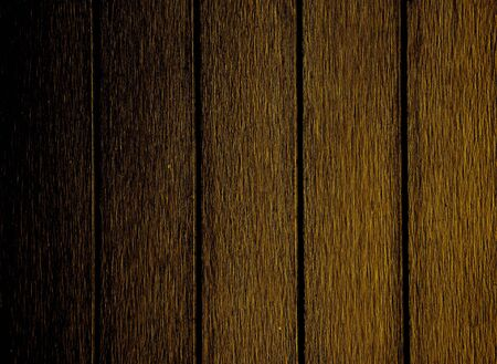 Old weathered wooden planks photo