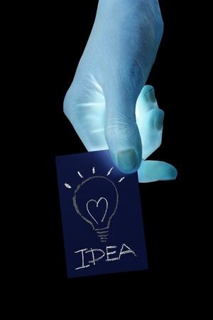 idea concept photo
