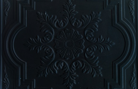 Abstract pattern with ornament
